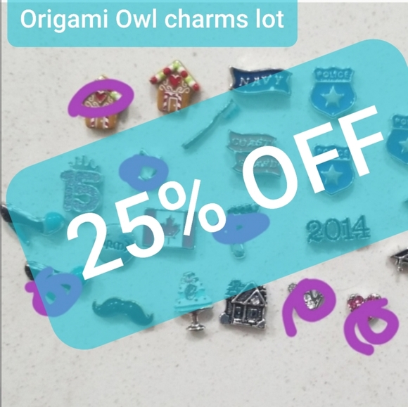 Retired Origami Owl. Get them before they are all gone . Order by ... | 579x580